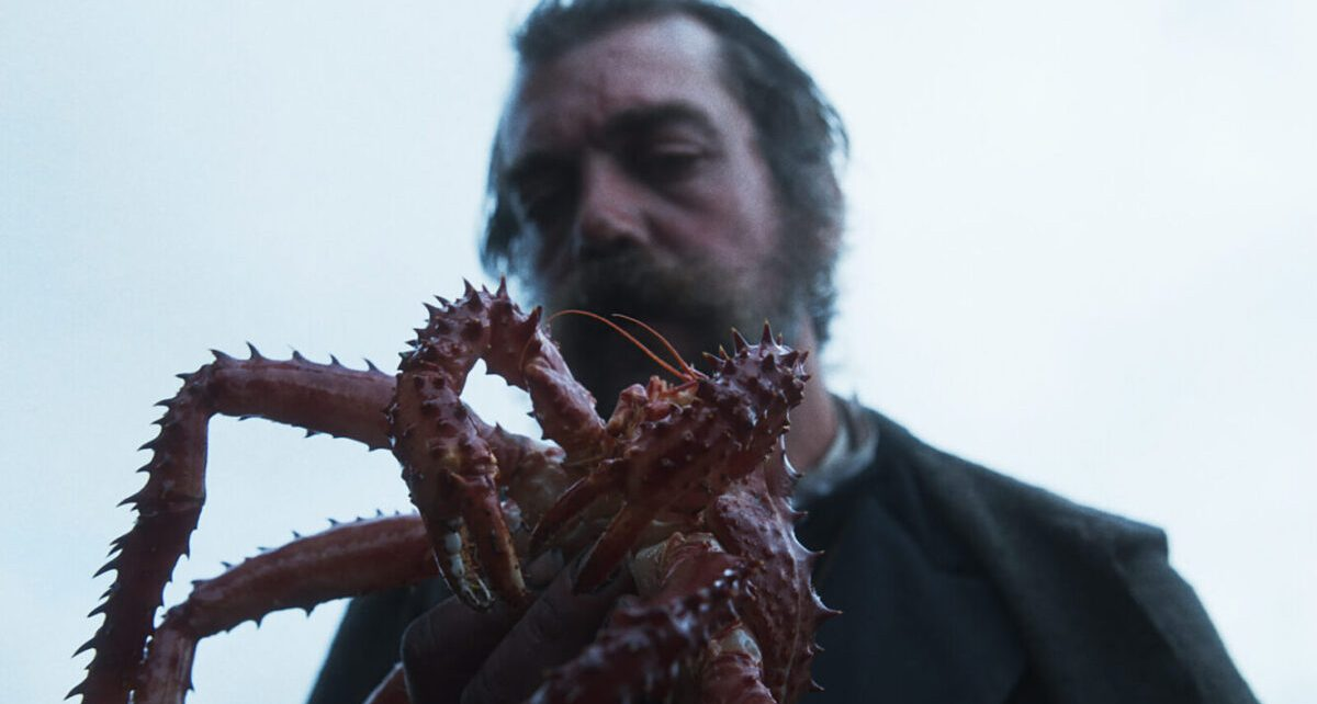 Re Granchio THE LEGEND OF KING CRAB