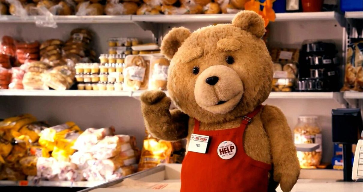 ted serie prequel