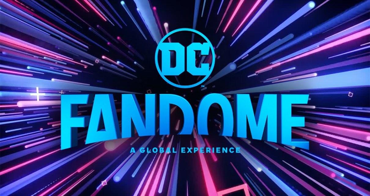 dc fandome 2021 trailer e programma