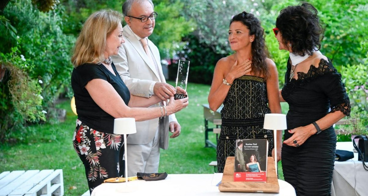 Karine Tuil Premio KIneo
