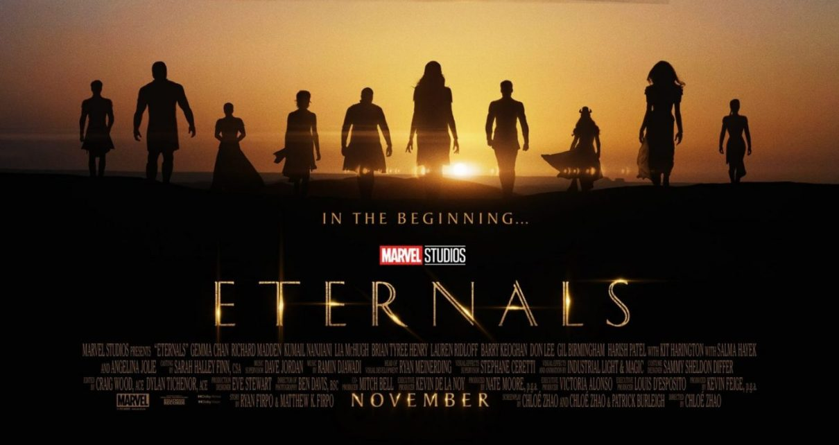 eternals poster eterni news