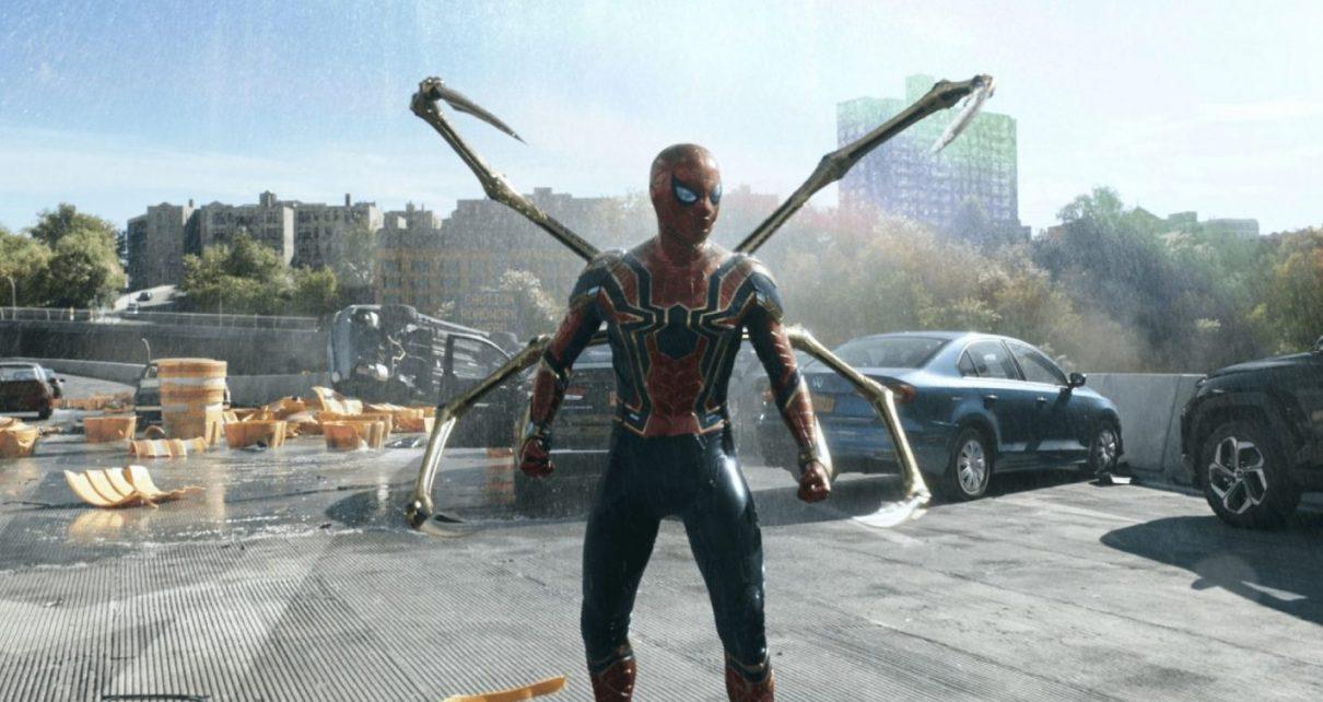 spider-man: no way home trilogia