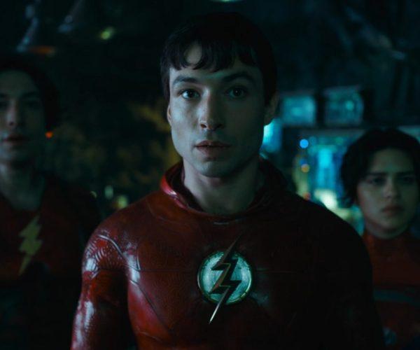 the flash teaser trailer dc fandome