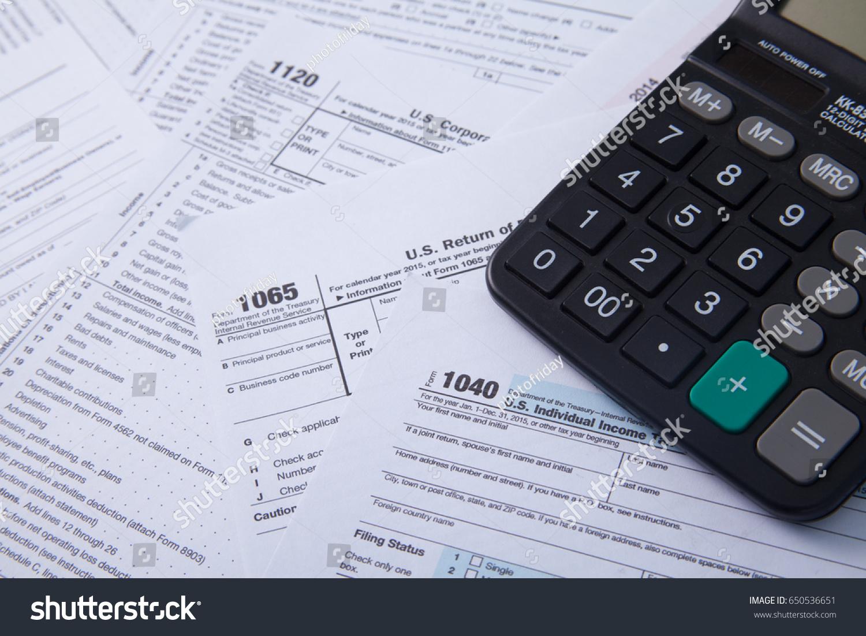 A Tax Form Calculator