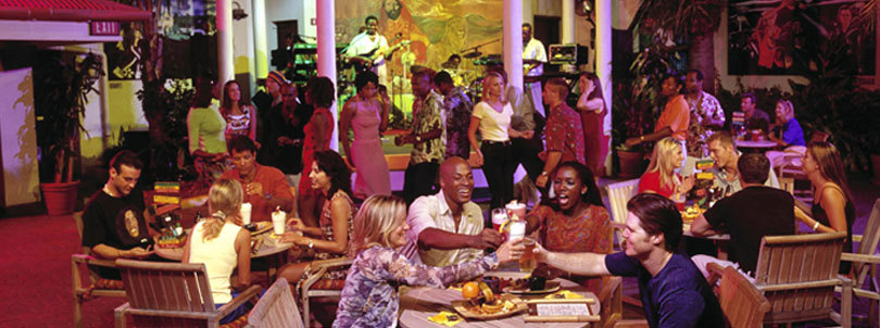 Lunch Restaurants Orlando Florida