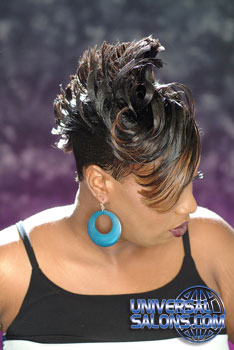 up do s from ms carla s unique hair design