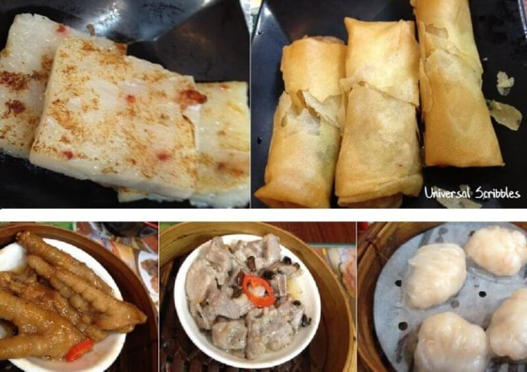 Travel to Eat The Cheapest Dim Sum In The World