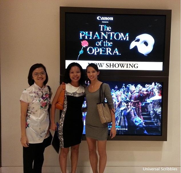 Singapore musical theatre