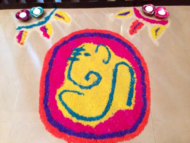 Festive Celebrations: DIY Ideas For Diwali Rangoli