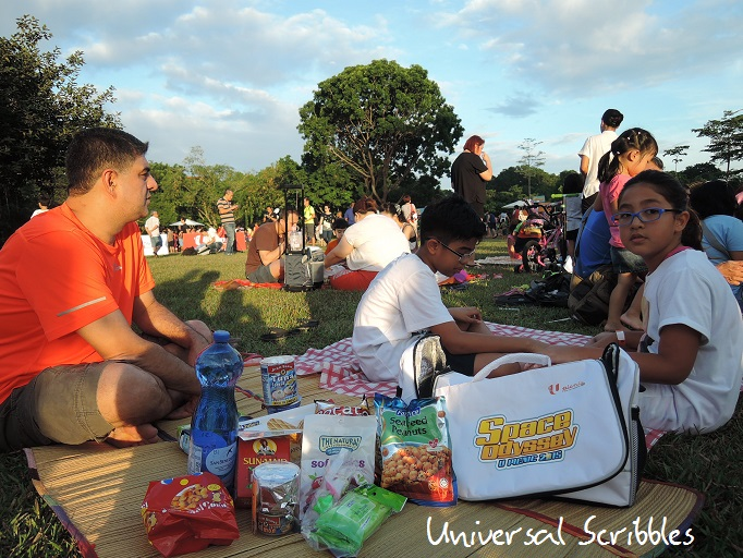 The Largest Family U Picnic 2016