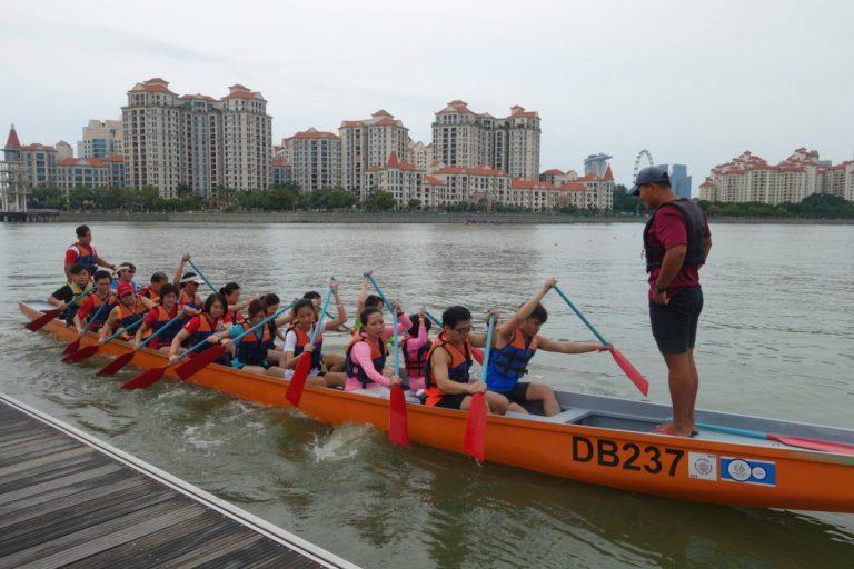 Singapore Sports Hub Fun Family Activities & NDP Celebrations
