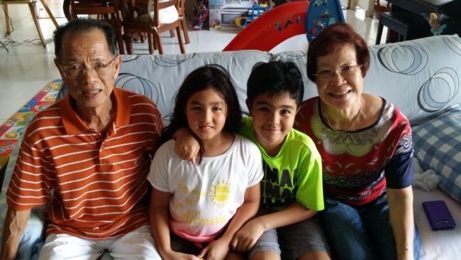 The Grand Connection: Helping Grandparents and Grandkids Bond
