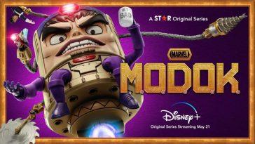 Nos premières impressions sur « M.O.D.O.K. »