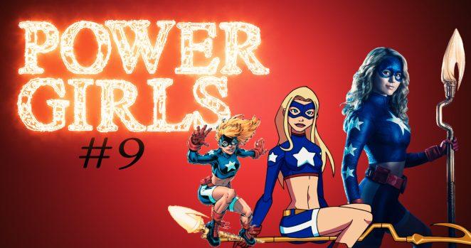POWER GIRLS: Stargirl   L'Univers des Comics