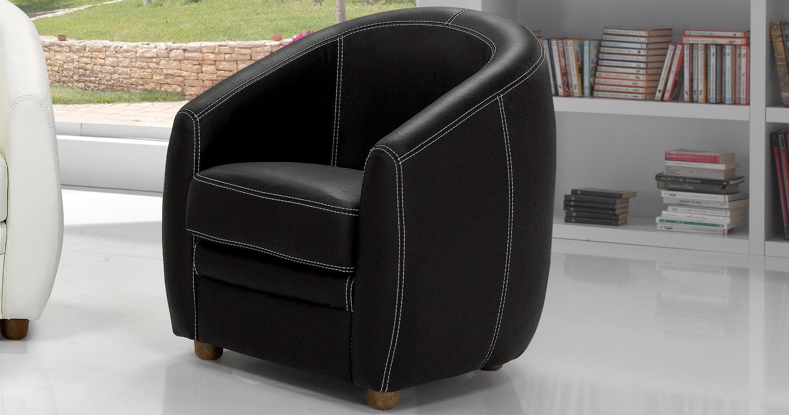 asti fauteuil cabriolet cuir