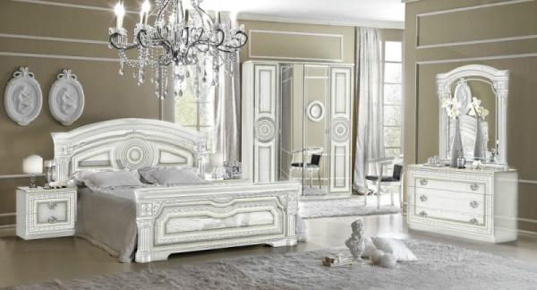 غرف النوم الكلاسيك