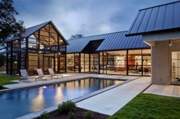 what about glass home