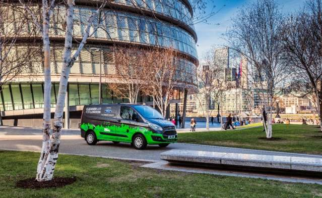 london ford plug in for cleaner air