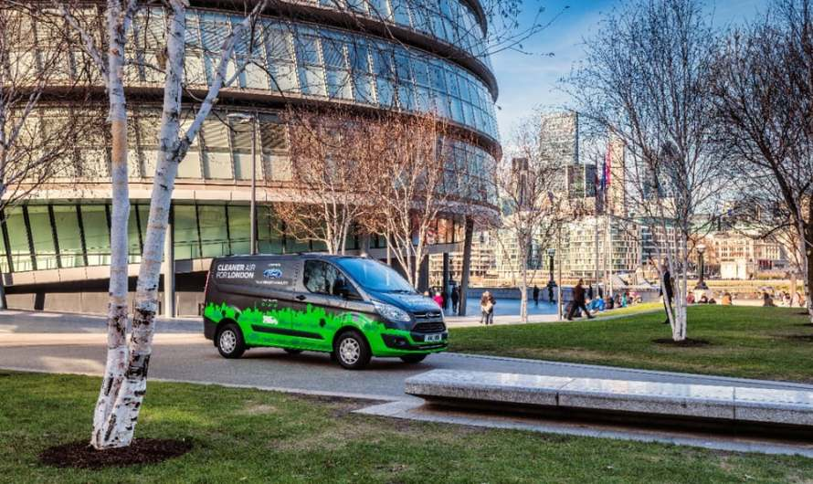 Cleaner Air-London and Ford Plug-in