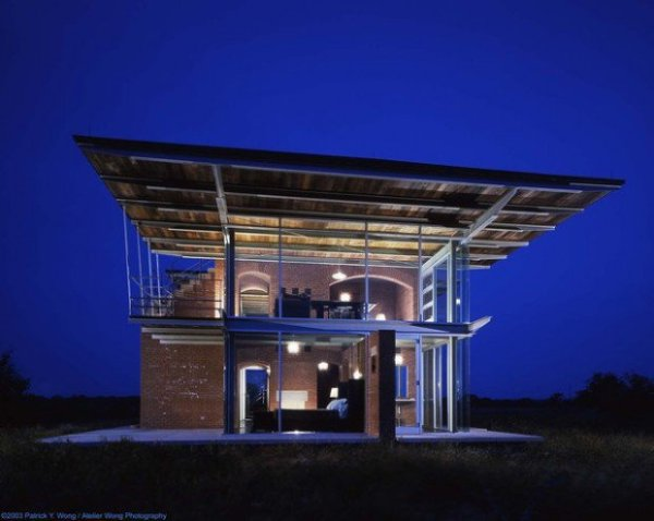 most luxurious glass home