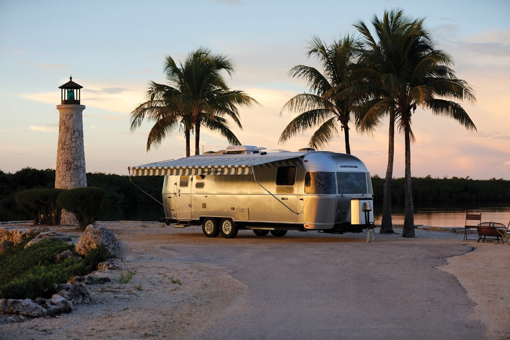 airstream travel van