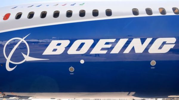 Boeing 787 dream liners