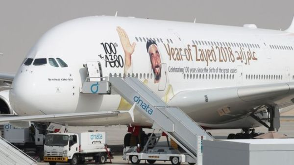 dubai air show plane deal