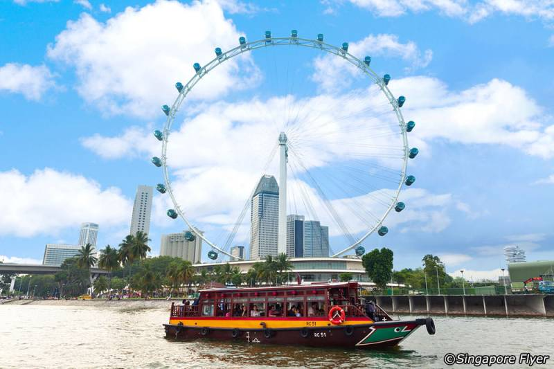 explore beauty in singapore