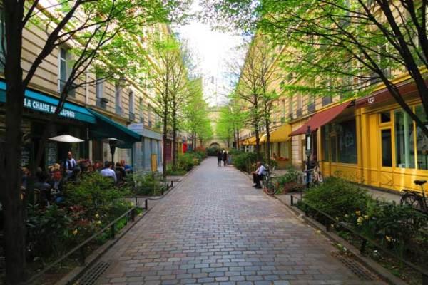 explore unseen places in paris france