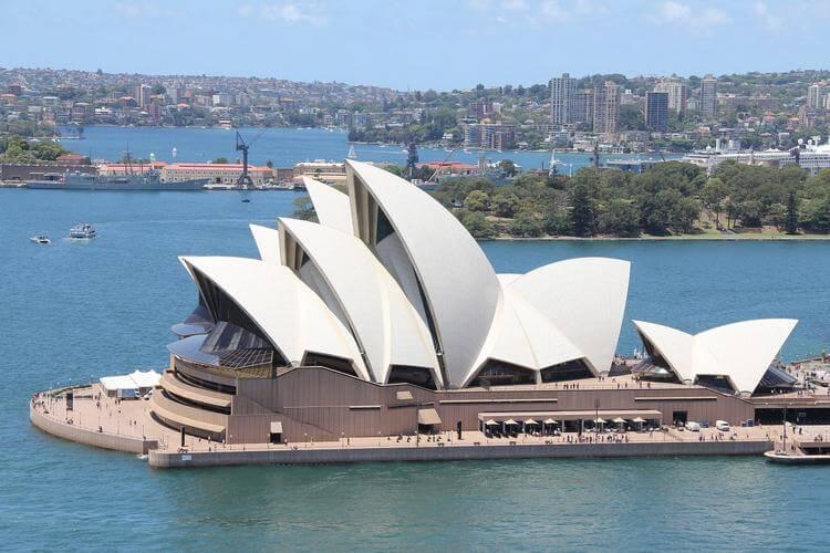 Popular Tourist Attractions in Sydney