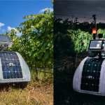 crops robot