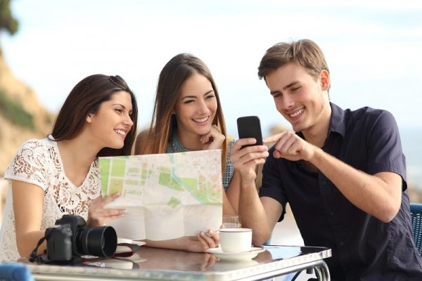 Ten Best Apps recommended for Travelers