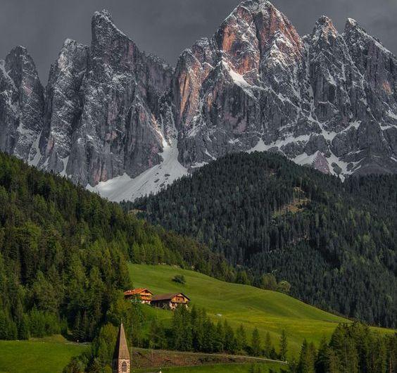 Explore Nature in Val di Funes Italy