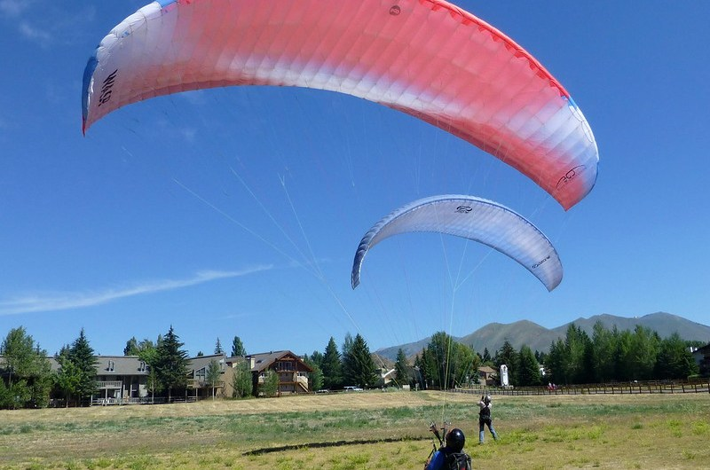 7 Most Popular Paragliding Spots in US