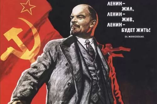 من هو فلاديمير لينين ؟