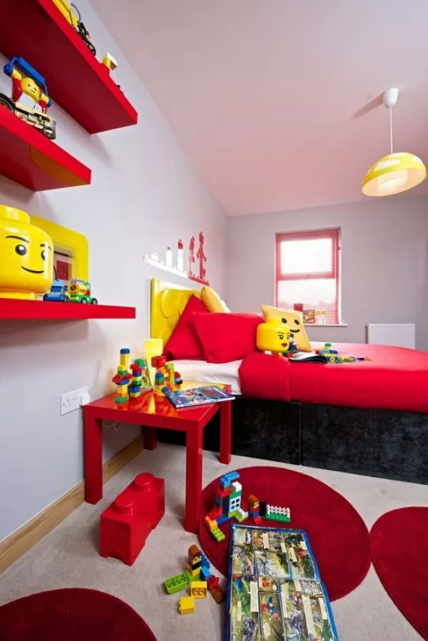7 الوان لطلاء غرف نوم الاطفال وتاثيرهم على سلوك الطفل سحر