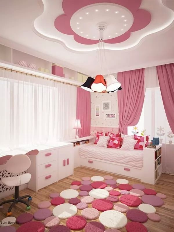 جبس غرف نوم اطفال