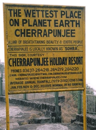 What is the Wettest Place on Earth    Universe Today Cherrapunji  one of the wettest places on Earth  Credit  Public Domain