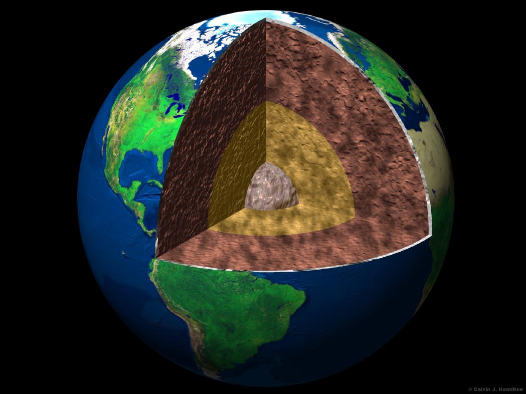 Earth S Inner Core