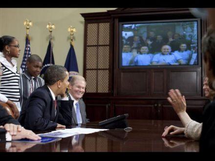 Obama e a IEE