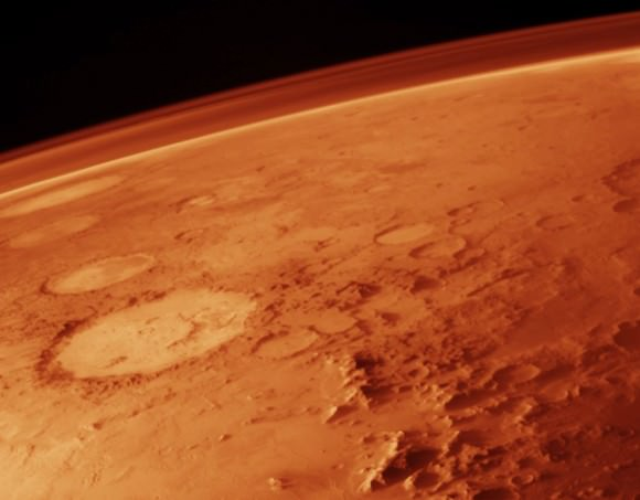 Mars, as it appears today, Credit: NASA