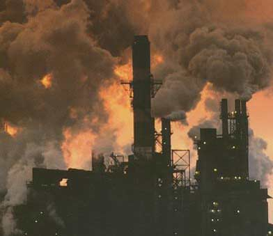 Steam or Pollution?