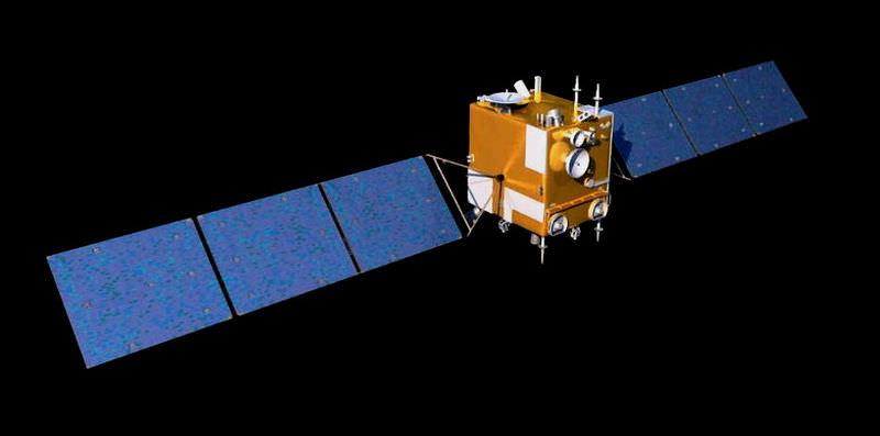 Sonda lunar chinesa Chang'e 2 (http://www.universetoday.com)