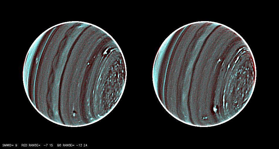 Uranus has Bizarre Weather