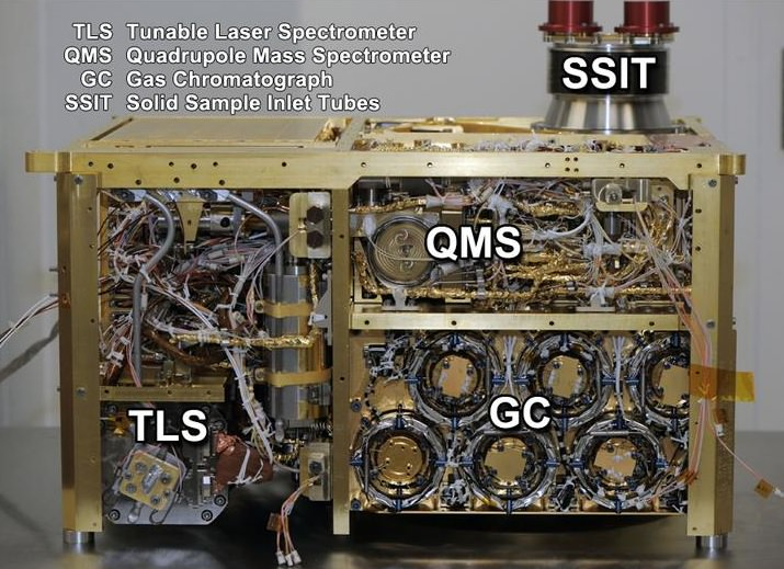 Msl Sam Instrument Sings Happy Birthday To Curiosity Rover Universe Today