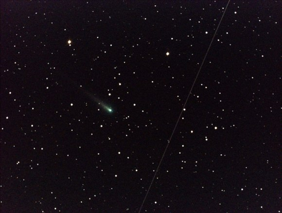 Weekend Comet Bonanza!