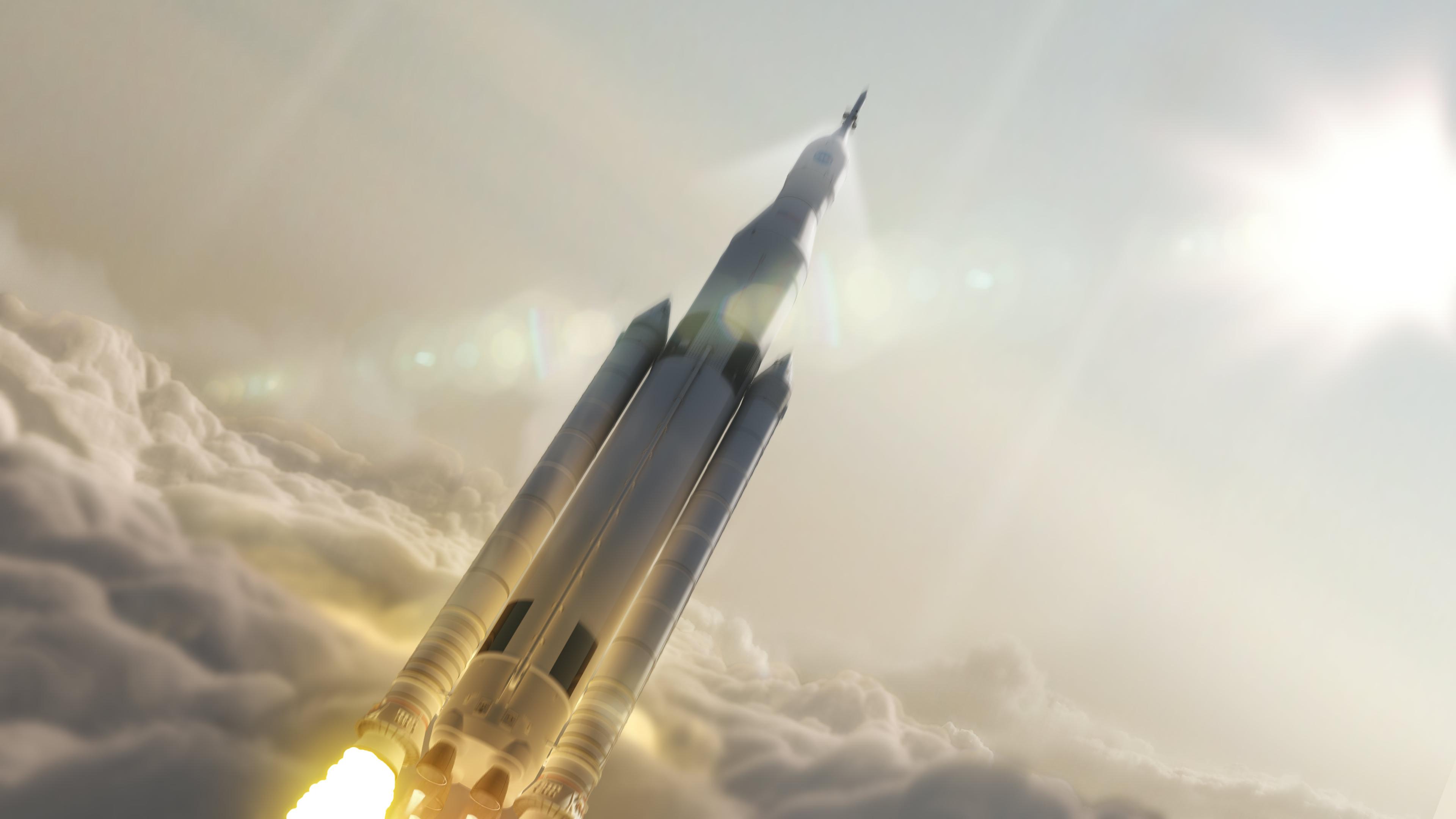 NASA Unveils World's Largest Welder to Build World's Most ...