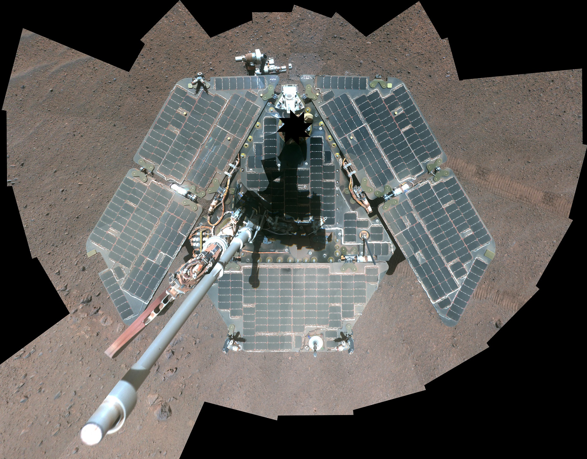 NASA s Opportunity Rover Withstands Another Harsh Winter on Mars