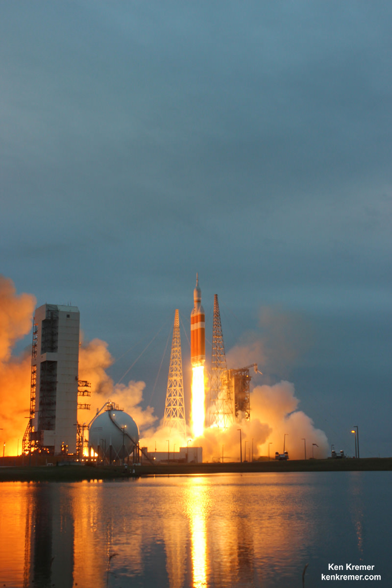 World's Most Powerful Solid Booster Set for Space Launch ...