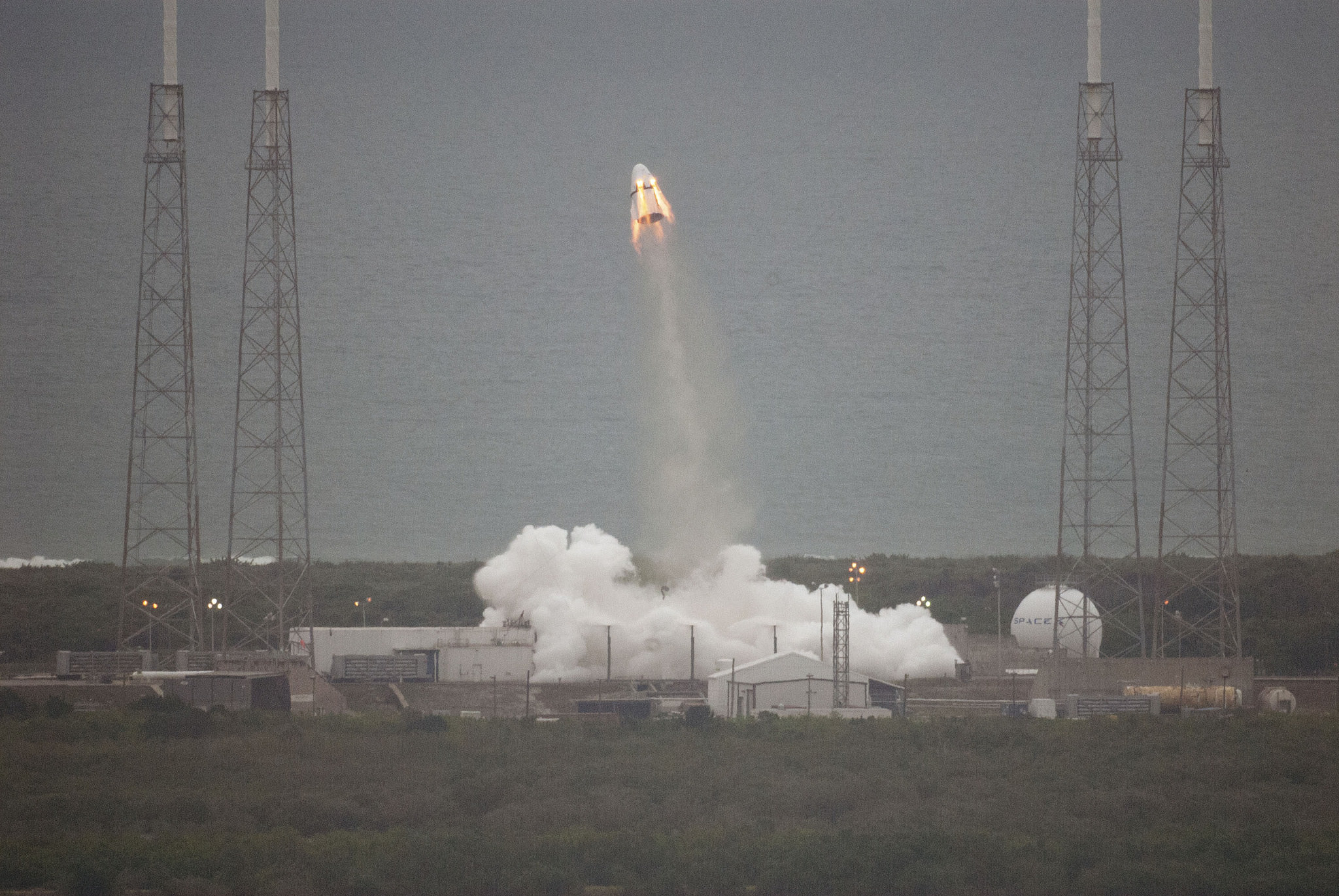 spacex testing schedule - photo #1